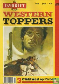 Western Toppers Omnibus 15