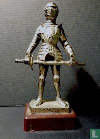 Knight combat plate Armor Maximilian style