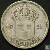 Schweden 50 Öre 1911