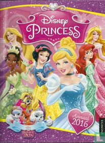Disney Princess Annual 2016