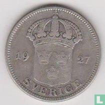 Schweden 50 Öre 1927