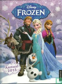 Disney Frozen Annual 2015