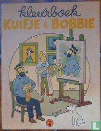 Kleurboek Kuifje & Bobbie 2