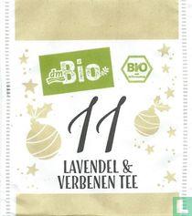 11 Lavendel & Verbenen Tee