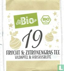 19 Frucht & Zitronengras Tee
