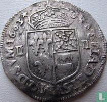 France ¼ ecu 1603 (BD)