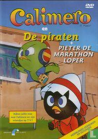 Calimero en de piraten + Pieter de marathon loper
