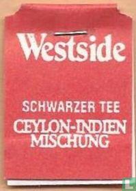 Westsite Schwarzer Tee Ceylon-Indien Mischung