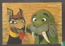 3. Gompie en zijn vriendjes, Rits en Gompie