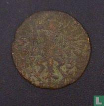 Aachen 4 heller 1738