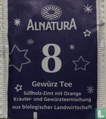 8 Gewurz Tee