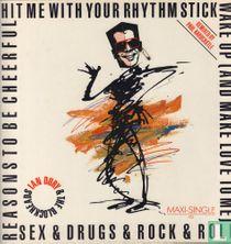 Hit me with your rhythm stick (Paul Hardcastle Remixes)