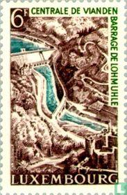 Lohmühle Dam