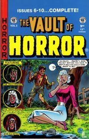 The Vault of Horror Annual 2