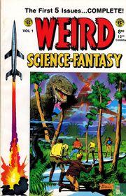 Weird Science-Fantasy Annual 1