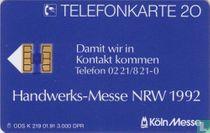 Handwerks-Messe NRW