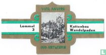Lommel - Kattenbos Wandelpaden