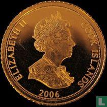 """Cookeilanden 1 dollar 2006 (PROOF) """"Henry VIII"""""""