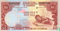 Samoa 5 Tala ND (2005)