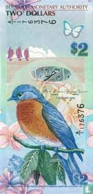 Bermuda 2 Dollar 2009