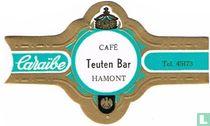 Café Teuten Bar Hamont - Caribbean - Tel. 45173
