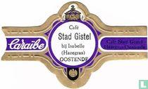 Café Stad Gistel at Isabelle (Hazegras) Ostend - Caraïbe - Café Stad Gistel Hazegras Ostend
