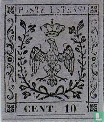 Modena - krantenzege