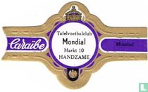 Foosball Club Mondial Markt 10 Handzame - Caraïbe - Mondial