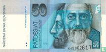 Slowakije 50 Korun 2005