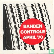 Bandencontrole april '70
