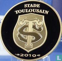 "France 50 euro 2010 (PROOF) ""Stade Toulousain"""