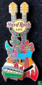 Hard Rock Cafe  Hong Kong - The Peak