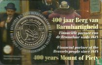"""Belgium 2½ euro 2018 (coincard - NLD) """"400 years Mount of Piety"""""""