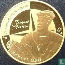 "France 50 euro 2011 (PROOF) ""Jacques Cartier"""