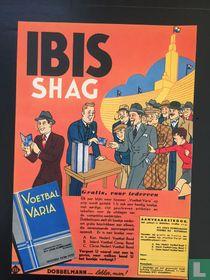 Ibis Shag - Voetbal Varia