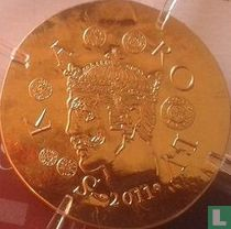 """France 50 euro 2011 (PROOF) """"Charles the Bald"""""""