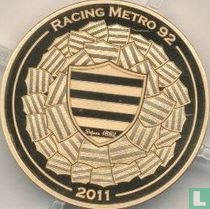 "France 50 euro 2011 (PROOF) ""Racing Metro 92"""
