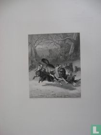 Een Drijfjagt op Wolven