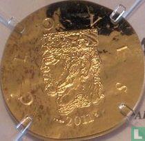 "France 50 euro 2011 (PROOF) ""Clovis"""