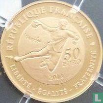 "France 50 euro 2010 (PROOF) ""2012 Summer Olympics in London - handball"""