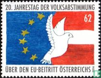 20th anniversary of the plebiscite on accession to the EU