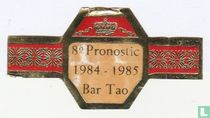 8º Pronostic 1984-1985 Bar Tao