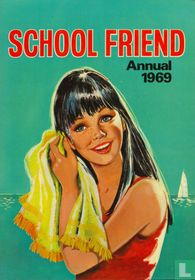 School Friend Annual 1969