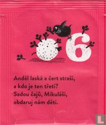 6 Adventní ovocný caj