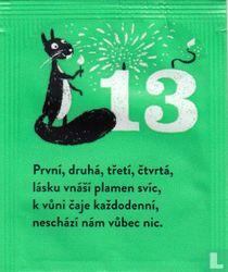 13 Novorocní caj