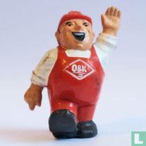 O & K Baumaschinen-Mitarbeiter