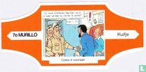 Tintin Coke in stock 7o