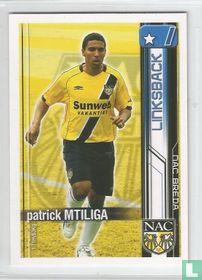 Patrick Mtiliga