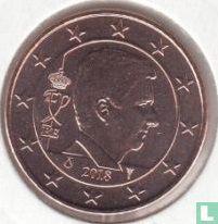 Belgium 5 cent 2018