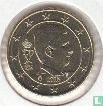 Belgium 10 cent 2018